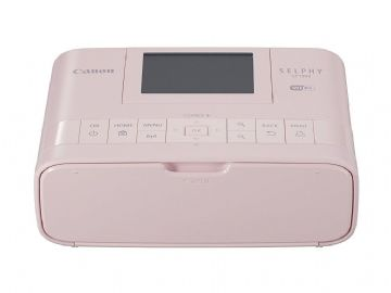 Canon SELPHY CP1300 Compact WiFi Photo Printer - Pink